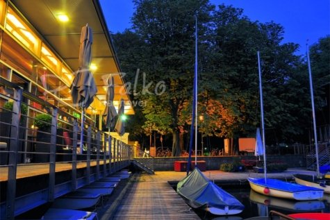 Pier 51, am Maschsee Hannover