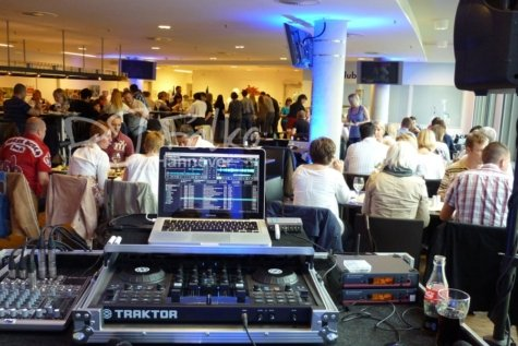AWD Arena Stadion - 96 Player`s Bar, Hannover