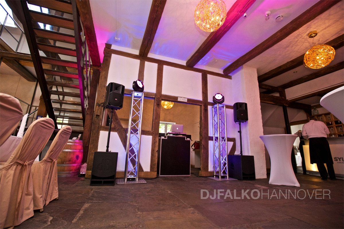 hochzeit mit dj im landhaus burgwedel hannover dj falko. Black Bedroom Furniture Sets. Home Design Ideas